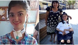 Το κράτος ζητάει από ανάπηρο κορίτσι να πληρώσει φόρο 1100 ευρώ για την αναπηρική του καρέκλα
