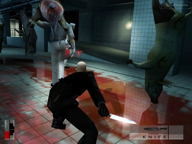 Hitman 3: contracts (2004) pc review and full download | old pc.