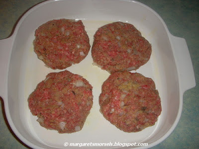 Margaret's Morsels | Salisbury Steak