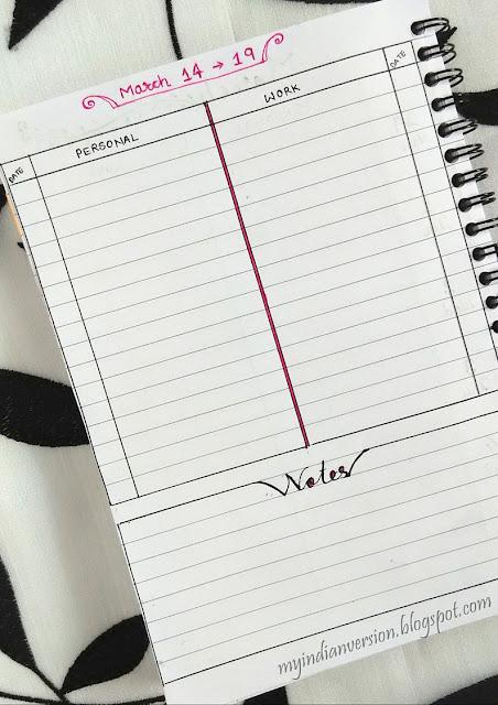 week-planner-idea-for-bullet-journalling-myindianversion