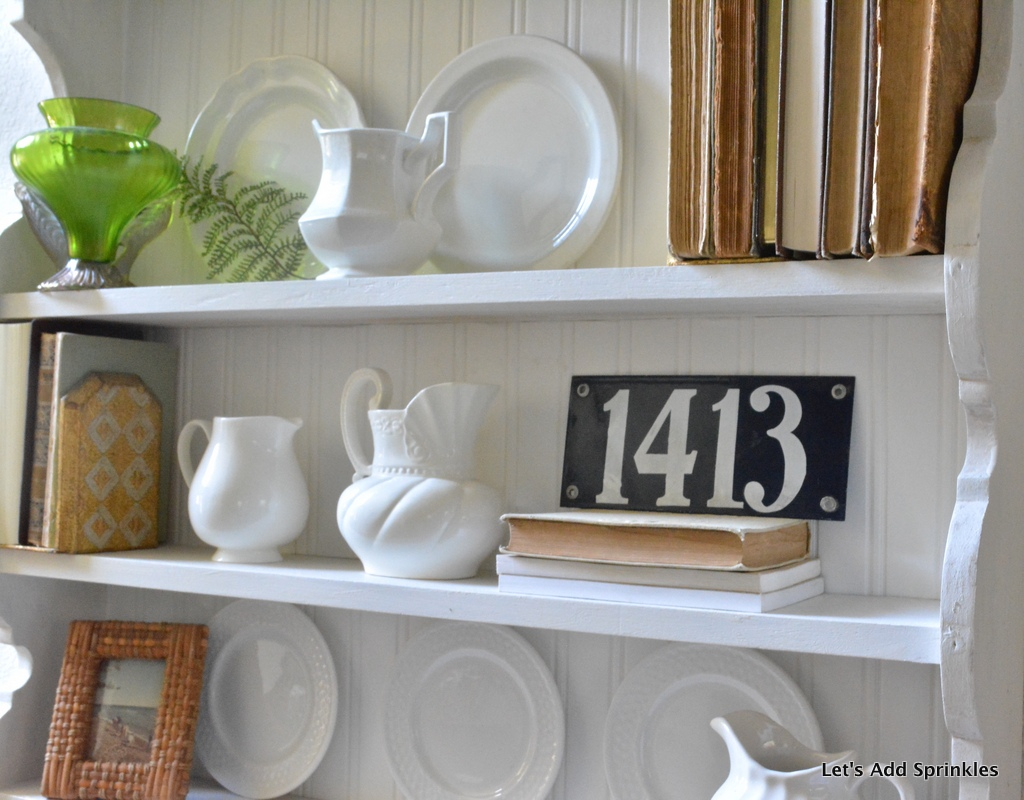 let 39 s add sprinkles using numbers in your home decor and a giveaway