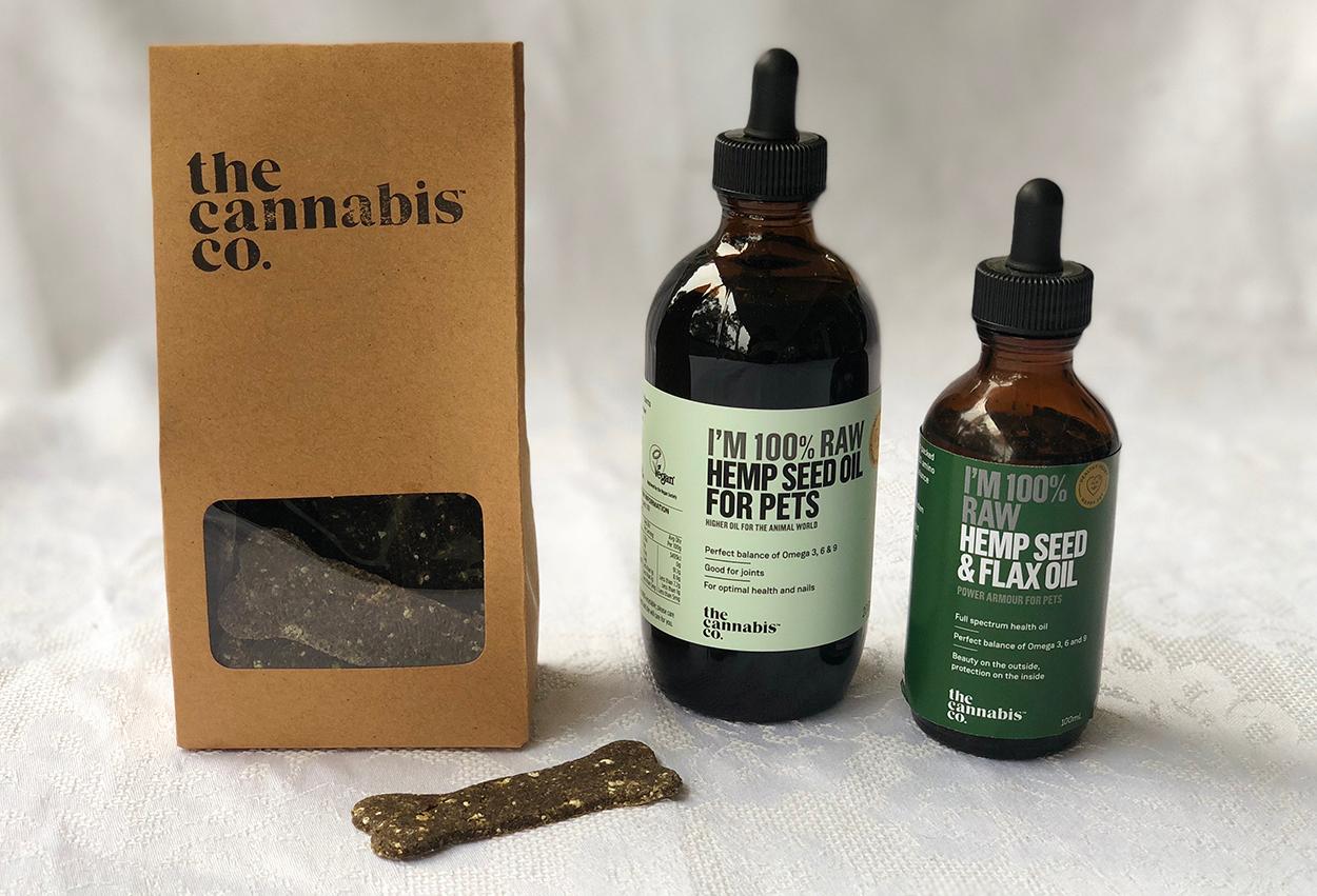 The Cannabis Company - Hemp for Pets | Australian Dog Lover