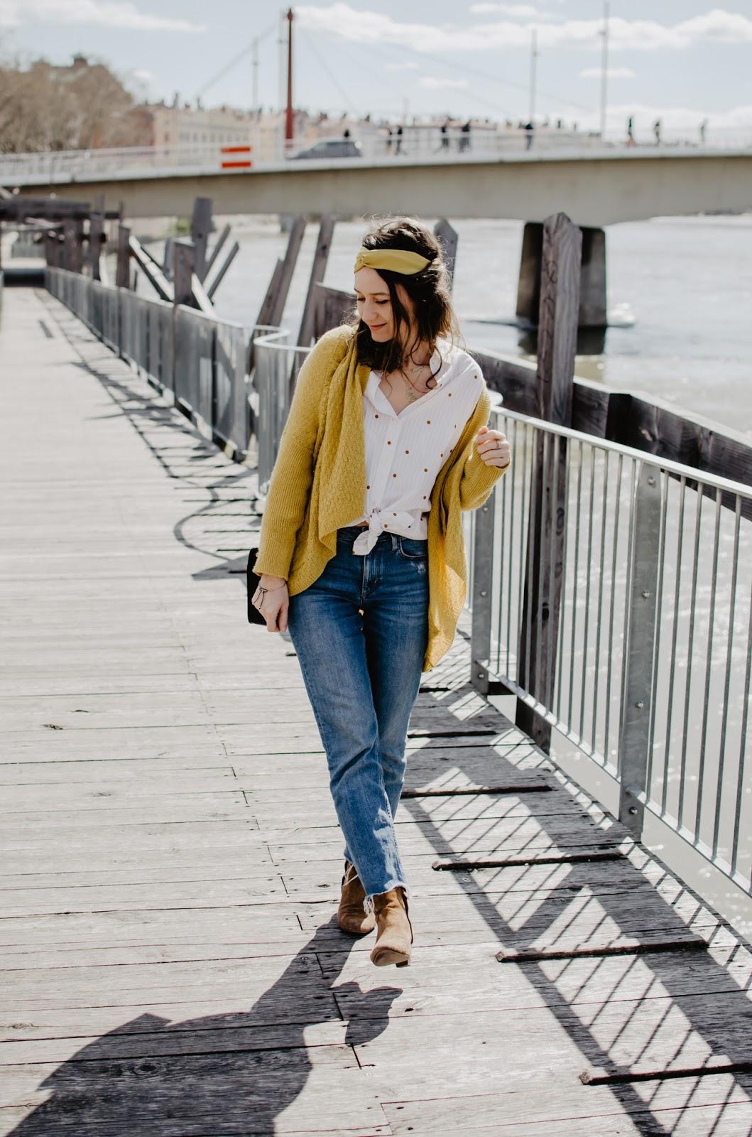 look blogueuse mode lyonnaise