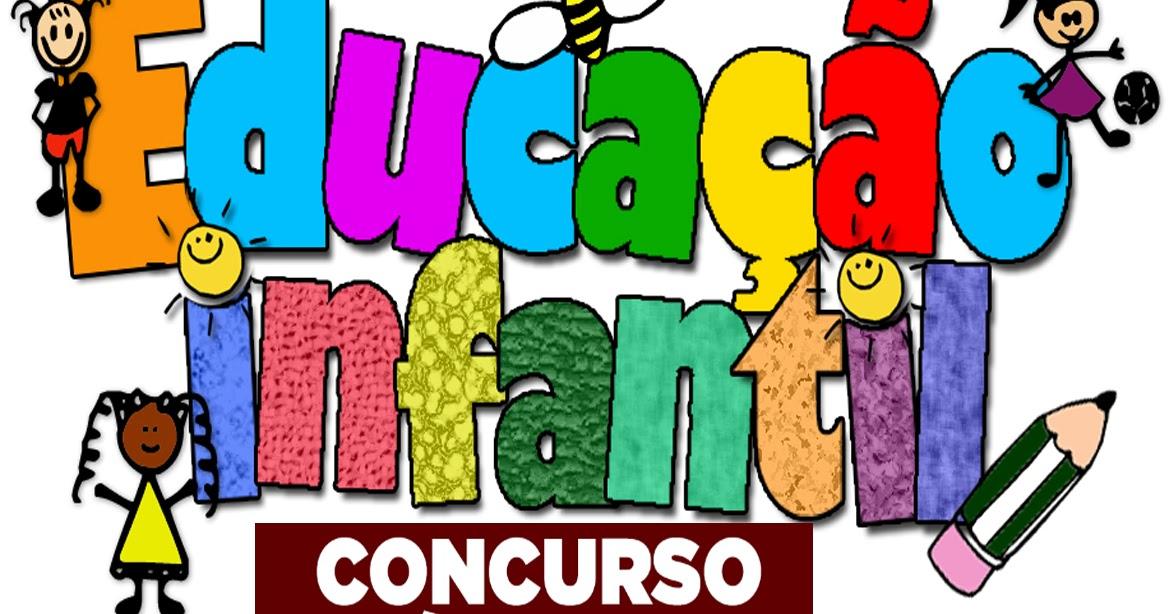Concurso professor educa o infantil concursos resumidos for Concurso profesor