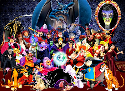 Personaje negative din universul Disney