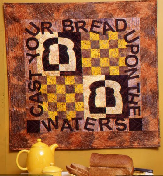 Tea & Bread Quilt