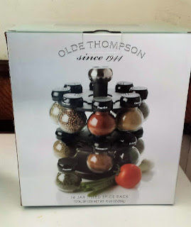 Olde Thompson Spice Rack