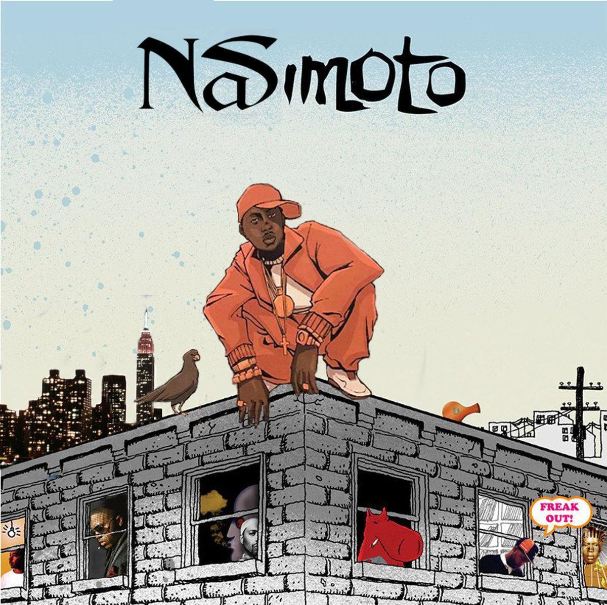 NASIMOTO - Endlich gibt es ein NAS und Madlib MashUp Mixtape