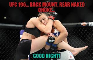 holly holm vs miesha tate stunning defeat for champion