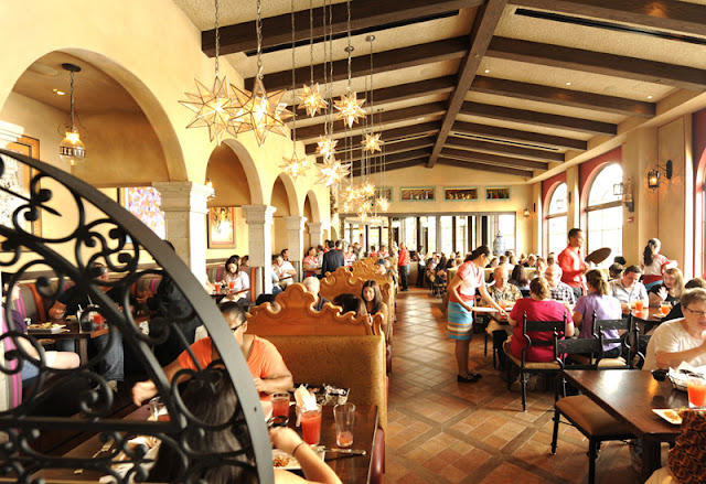 Restaurante La Hacienda de San Angel no Epcot na Disney em Orlando