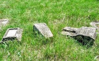 Дружковка. Французское кладбище