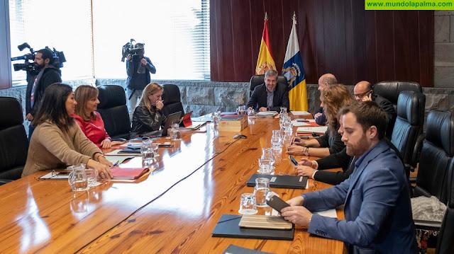 El Gobierno amplía el análisis estadístico de Frontur y de la encuesta de gasto turístico a La Gomera, El Hierro y La Palma