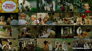 Цветы для человека на Луне / Blumen fur den Mann im Mond / Flowers for the Man in the Moon. 1975.