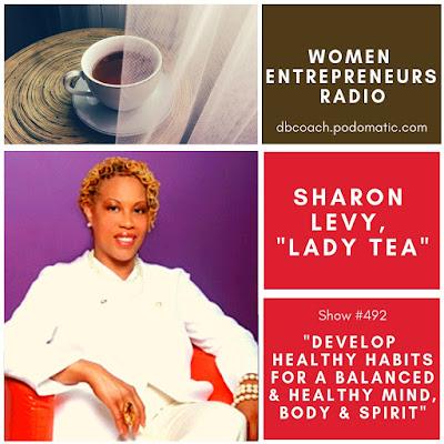 Sharon Levy on Women Entrepreneurs Radio