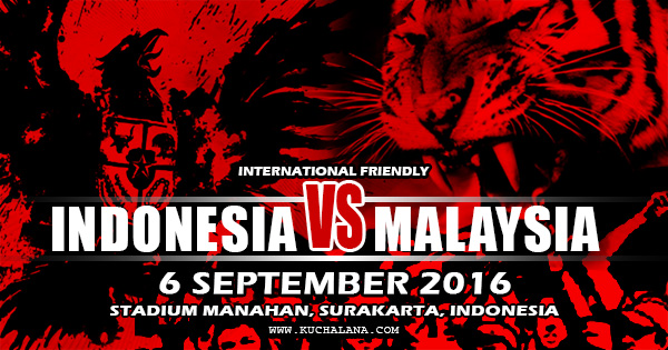 Friendly : Indonesia Vs Malaysia