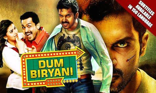 Dum Biryani 2016 Hindi Dubbed