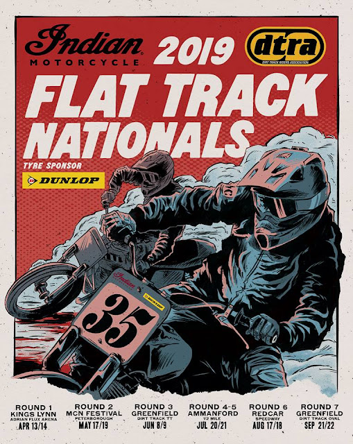 Flat Track UK 2019