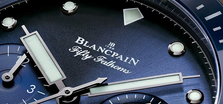 Cronógrafo Flyback Bathyscape Ocean Commitment de Blancpain