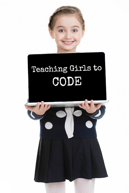 Teaching Girls to Code - Getting Started