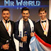 Rohit Khandelwal Becomes The First Indian To Win Mr World Title