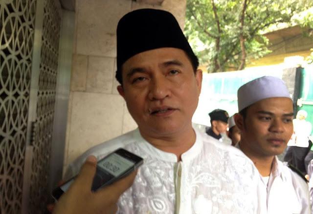 Yusril Upayakan Habib Rizieq Pulang & Jamin Keamanan?