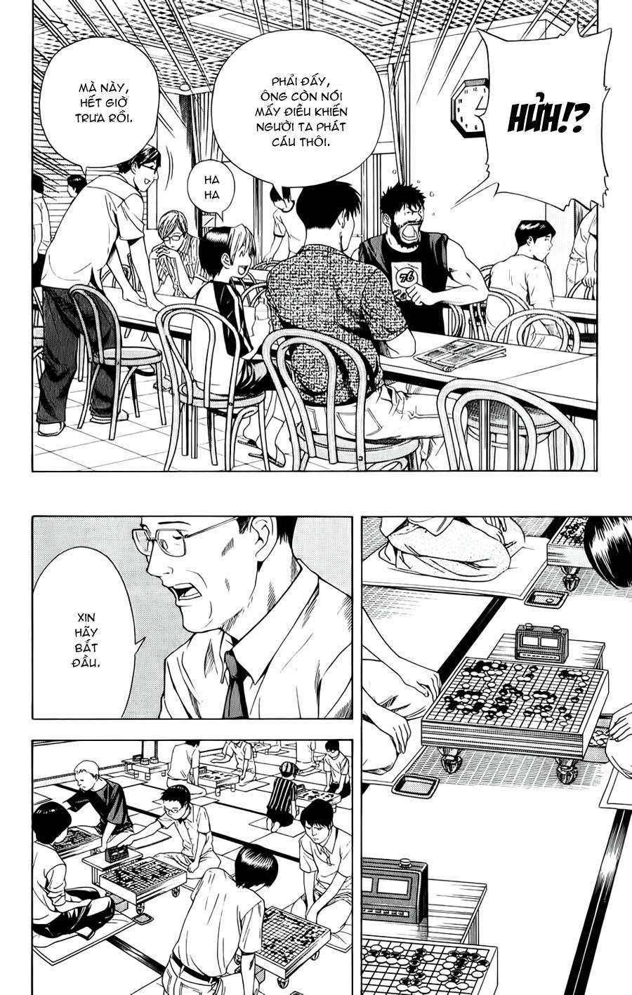 Hikaru No Go hikaru no go chap 79 trang 13