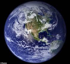 صورتان محيّرتان للأرض.. هكذا تغيّر الطقس!