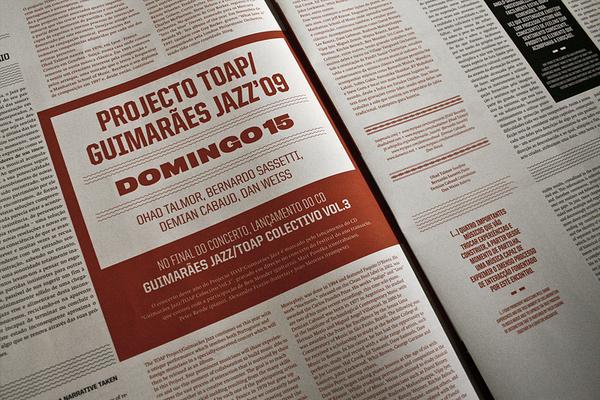 Design Context Blog : Jazz journal 09