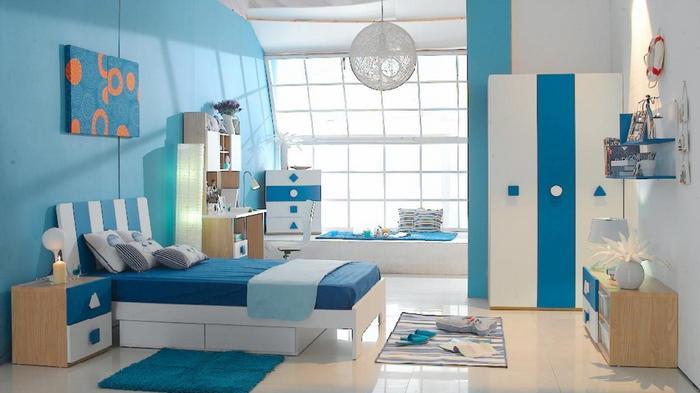 70 Desain Kamar Tidur Anak Laki Laki Sederhana Dalam Berbagai Motif Disain Rumah Kita