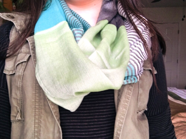 #ShineBright Infinity scarf in #WVGiftCatalog #ad