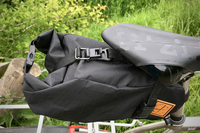 Restrap Saddle Pack Saddlebag Seat Pack 4L