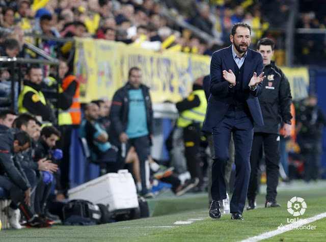 Crónica Villarreal CF 3 - Sevilla FC 0