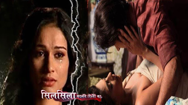 Big Twist : Ruhaan Mishti exceptional love story ends on wedding bells of Mishti Veer in Silsila Badalte Rishton Ka
