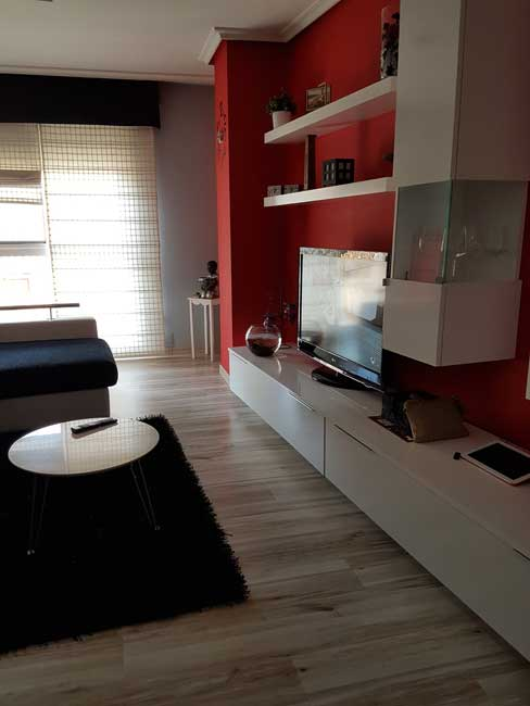piso en venta calle bellver castellon salon1