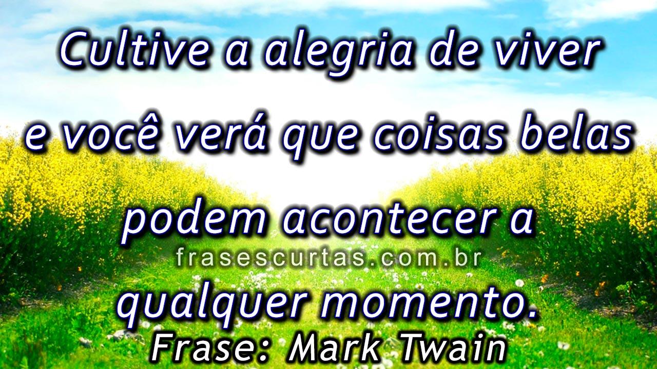 Frases De Alegria Para Facebook: Frases Alegres E Curtas