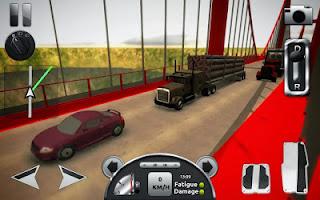 screenshot Game Truck Simulator 3D Mod Apk v2.0.2 (Mod Money)