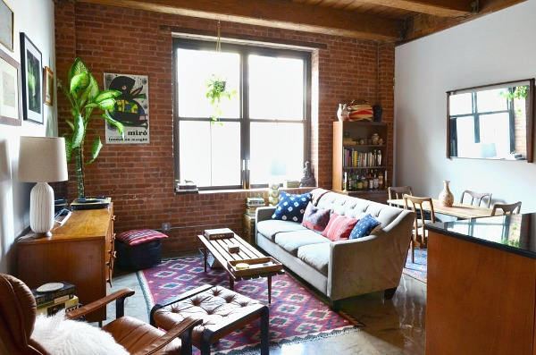Studio Apartment Brooklyn a studio apartment in brooklyn | cozy little house