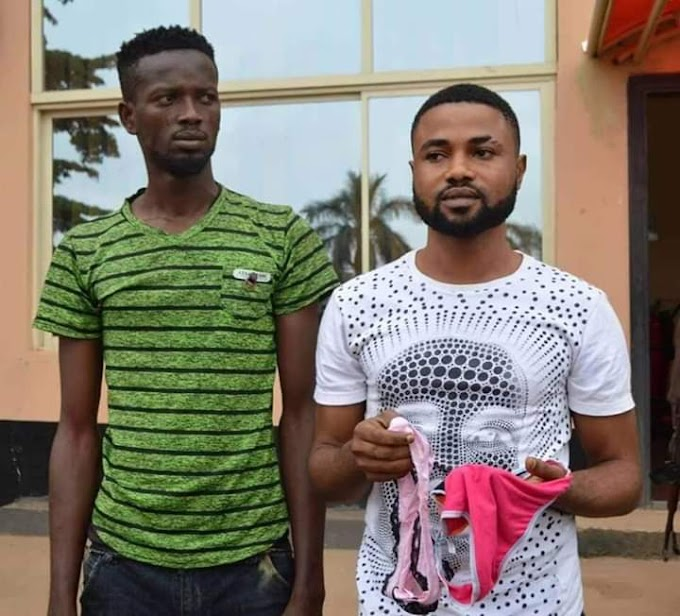 EFCC busted 19 yahoo boys in Ibadan; Ladies Pants, charms, cars recovered.