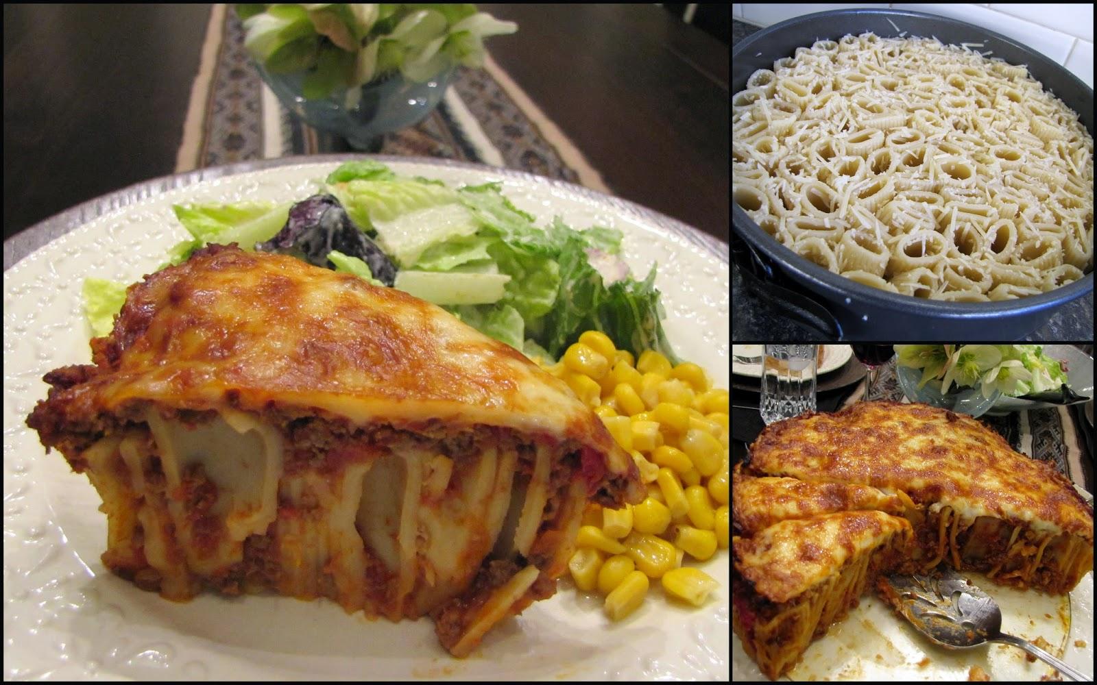 Mennonite Girls Can Cook Rigatoni Pasta Cake