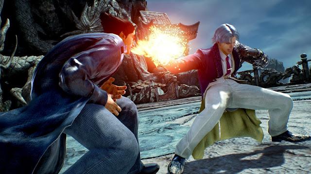 Harada disse no Twitter que vários problemas não permitem o cross-play de Tekken 7, diferente de seus principais concorrentes.