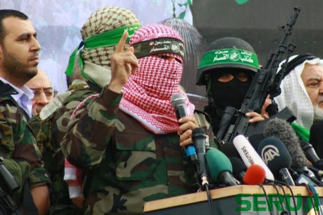 "Hamas Serukan Besok Sebagai Hari Aksi ""Jum'at Marah"" Untuk Al Quds"