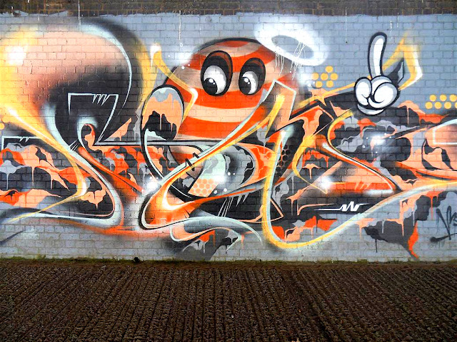 Graffiti-Art-Birmingham-Photography