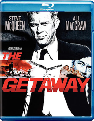 The Getaway 1972 BD25 Spanish