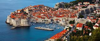 Old town Dubrovnik-Croatia