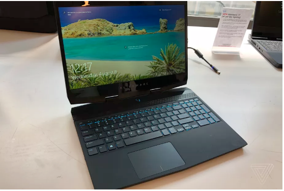 Alienware's M15 Gaming Laptop Is Its Thinnest Computer Ever