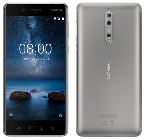Nokia-8-silver