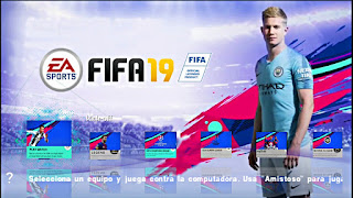 FIFA 19 MOD PES Android Offline 500 MB New Faces Best Graphics