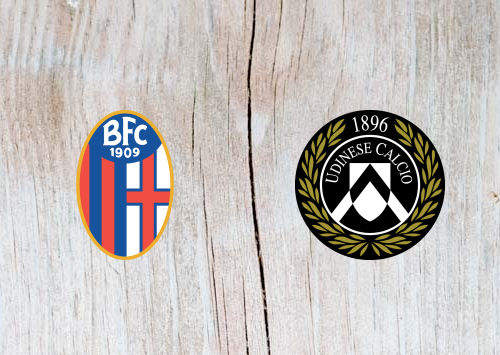 Bologna vs Udinese - Highlights 30 September 2018