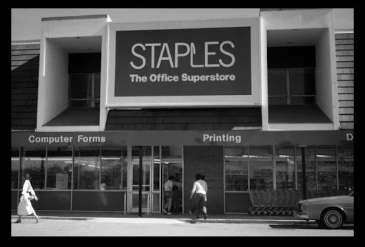Staples Closing 70 Stores As Sales Tank.