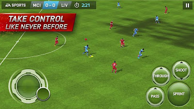 Game Fifa 18 Mobile Apk
